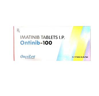 ONTINIB 100MG TABLETS